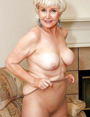 bbw art Granny Pussy