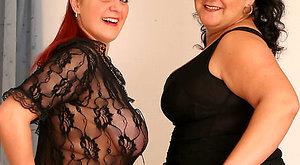 BBW Lesbians in Nylons Getting bbw gallery