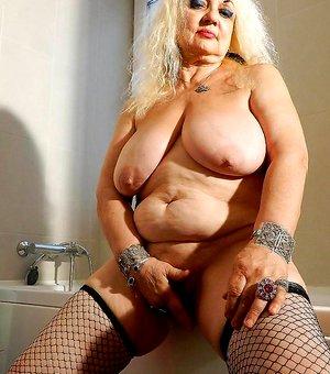 Big Granny Pussy bbw women